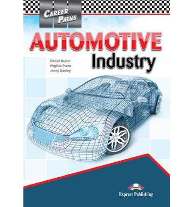 Підручник Career Paths Automotive Industry Students Book ISBN 9781471553318