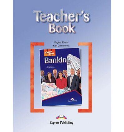 Книжка для вчителя Career Paths Banking Teachers Book ISBN 9781780983561