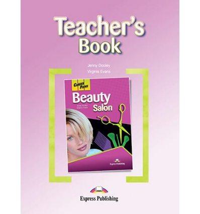 Книжка для вчителя Career Paths Beauty Salon Teachers Book ISBN 9780857778505