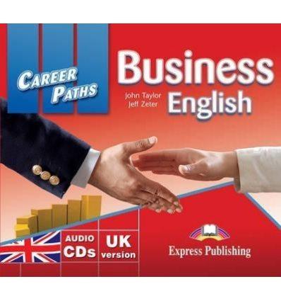 Career Paths Business English Class CDs