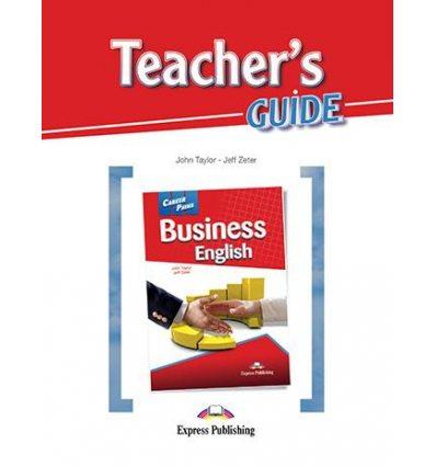 Книжка Career Paths Business English Teachers Guide ISBN 9781471531446