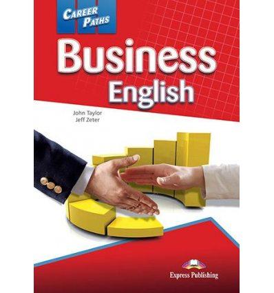 Підручник Career Paths: Business Students Book with Cross-platform Application ISBN 9780857777485
