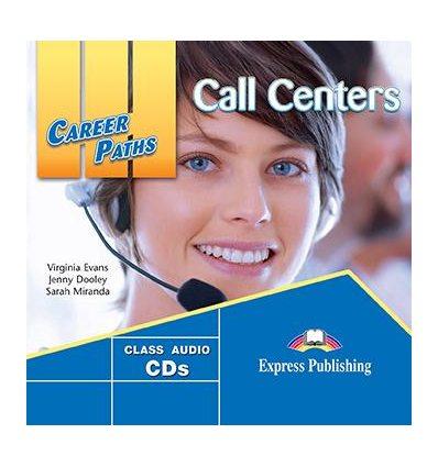 Career Paths Call Centers Class CDs