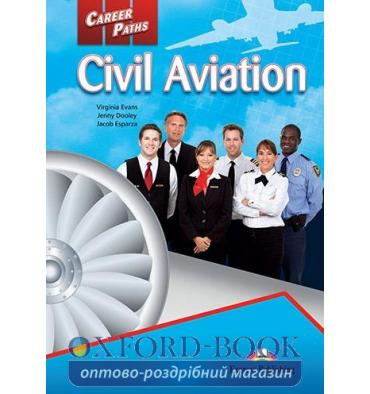 Підручник Career Paths Civil Aviation Students Book ISBN 9781780986333