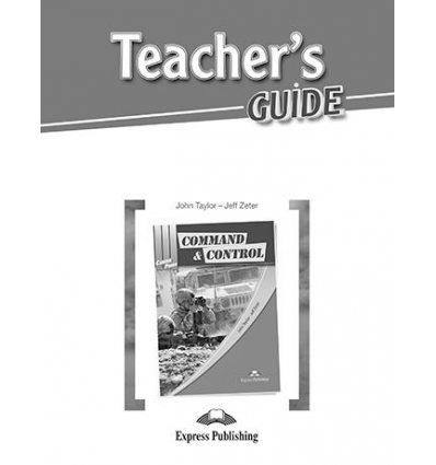 Книжка Career Paths Command and Control Teachers Guide ISBN 9781471533679