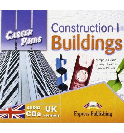 Career Paths Construction Buildings 1 Class CDs