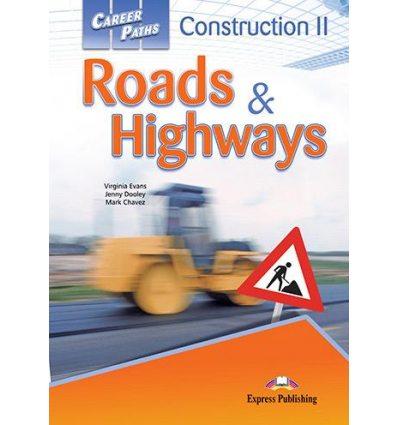 Підручник Career Paths Construction II Roads and Highways Students Book ISBN 9781471515347