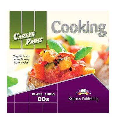 Career Paths Cooking Class CDs