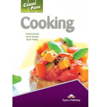Підручник Career Paths Cooking Students Book ISBN 9781471513602