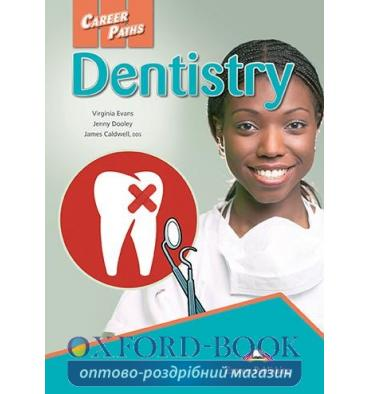 Підручник Career Paths Dentistry Students Book ISBN 9781471546693