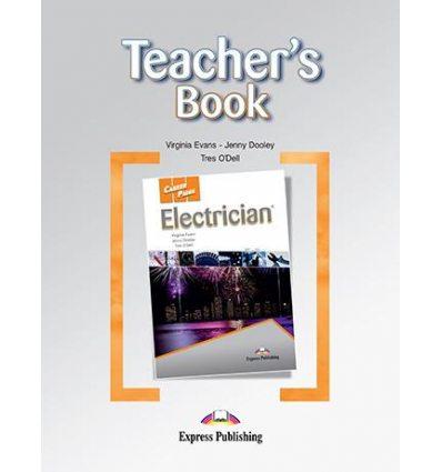Книжка для вчителя Career Paths Electrician Teachers Book ISBN 9781471505256