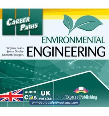 Career Paths Environmental Engineering Class CDs