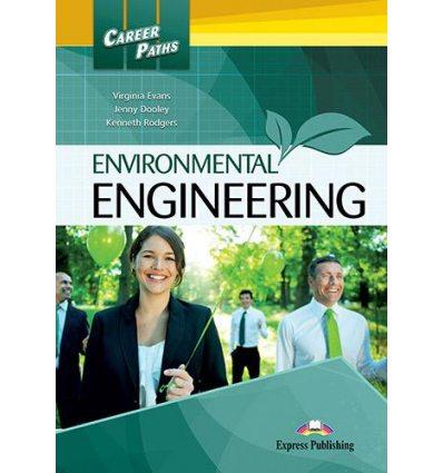 Підручник Career Paths Environmental Engineering Students Book ISBN 9781471516115