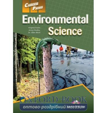 Career Paths Environmental Science Class CDs