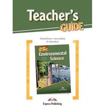 Книжка Career Paths Environmental Science Teachers Guide ISBN 9781471543289