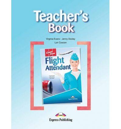 Книжка для вчителя Career Paths Flight Attendant Teachers Book ISBN 9781471519703
