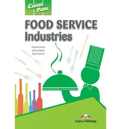 Підручник Career Paths Food Service Industries Students Book ISBN 9781471520259