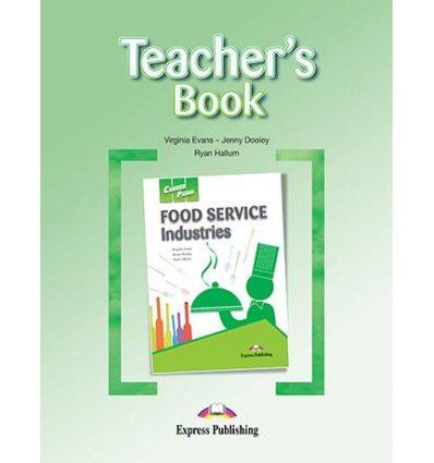 Книжка Career Paths Food Service Industries Teachers Guide ISBN 9781471520266