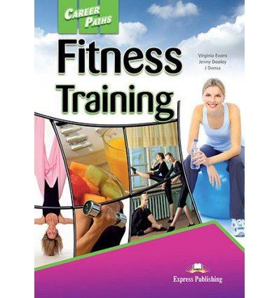 Підручник Career Paths Fitness Training Students Book ISBN 9781471540783