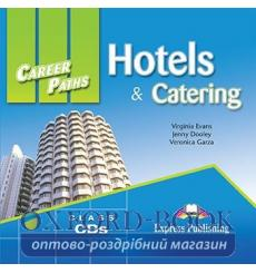 Career Paths Hotels and Catering Class CDs 9780857776297 купить Киев Украина