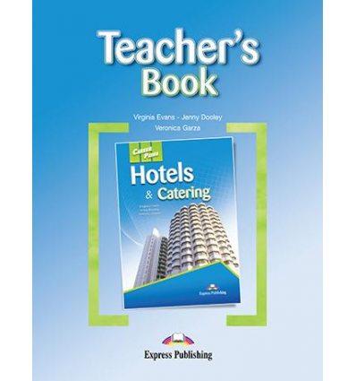 Книжка для вчителя Career Paths Hotels and Catering Teachers Book ISBN 9780857776099