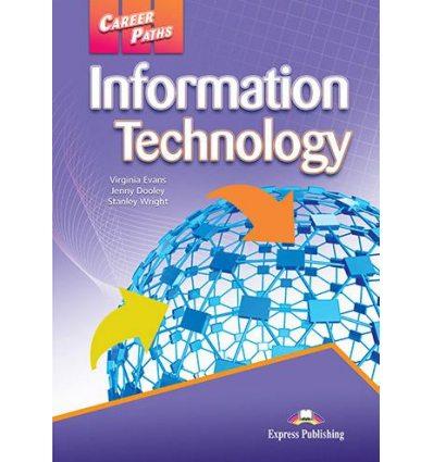 Підручник Career Paths Information Technology Students Book ISBN 9780857776402