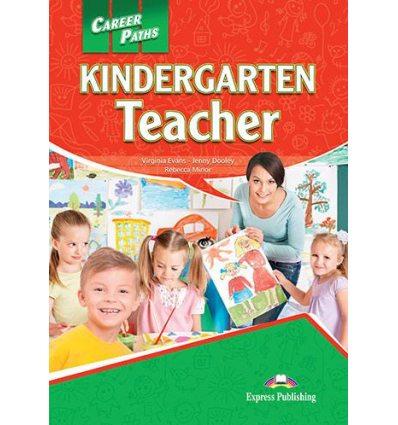 Підручник Career Paths Kindergarten Teacher Students Book ISBN 9781471533297
