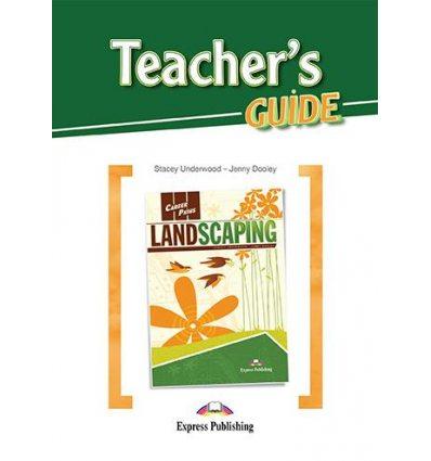 Книжка Career Paths Landscaping Teachers Guide ISBN 9781471560583