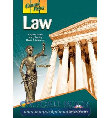 Підручник Career Paths: Law Students Book Students Book With Cross-platform Application ISBN 9780857778161