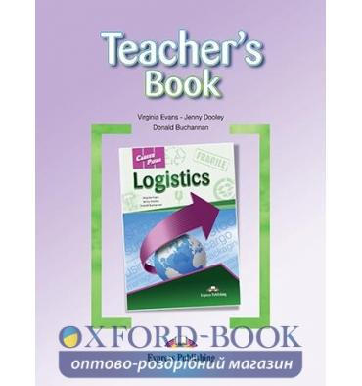 Книжка для вчителя Career Paths Logistics Teachers Book ISBN 9781471522741
