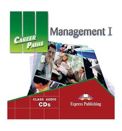Career Paths Management 1 Class CDs