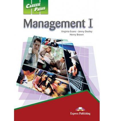 Підручник Career Paths Management 1 Students Book ISBN 9781471510717