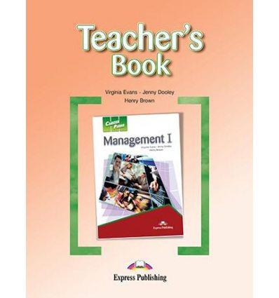 Книжка для вчителя Career Paths Management 1 Teachers Book ISBN 9781471510724