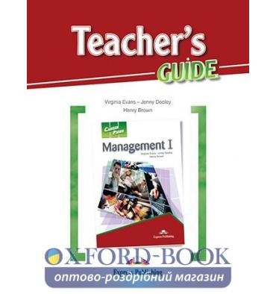 Книжка Career Paths Management 1 Teachers Guide ISBN 9781471522024