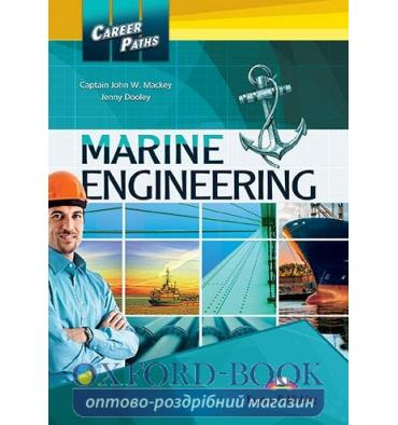 Підручник Career Paths Marine Engineering Students Book ISBN 9781471571046