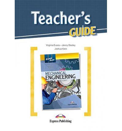 Книжка Career Paths Mechanical Engineering Teachers Guide ISBN 9781471528965