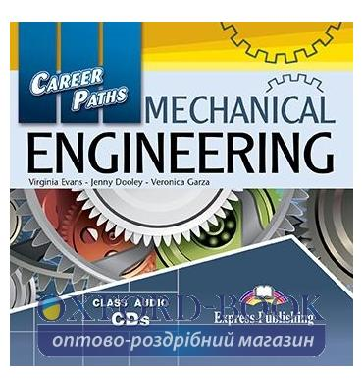 Career Paths Mechanical Engineering Class CDs