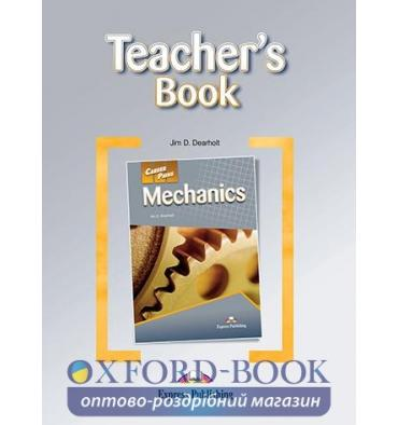 Книжка для вчителя Career Paths Mechanics Teachers Book ISBN 9781780986227