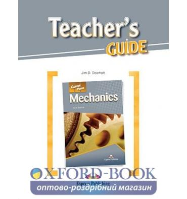 Книжка Career Paths Mechanics Teachers Guide ISBN 9781471538513