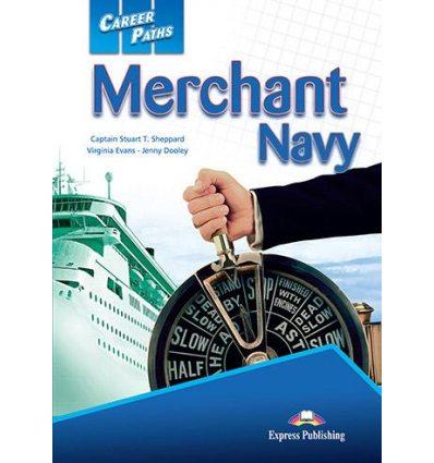 Підручник Career Paths Merchant Navy Students Book ISBN 9781780985671