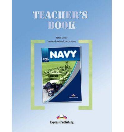 Книжка для вчителя Career Paths Navy Teachers Book ISBN 9781780984582