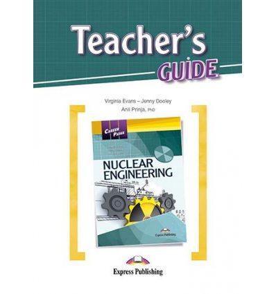 Книжка Career Paths Nuclear Engineering Teachers Guide ISBN 9781471541551
