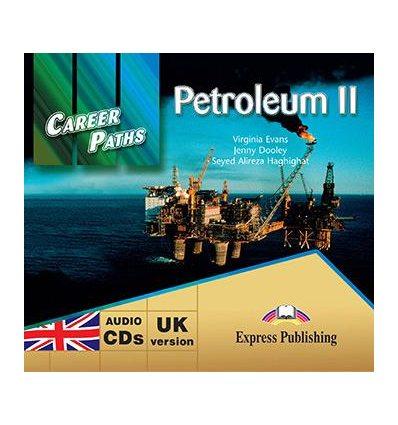 Career Paths Petroleum 2 Class CDs