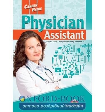 Підручник Career Paths Physician Assistant Students Book ISBN 9781471540868
