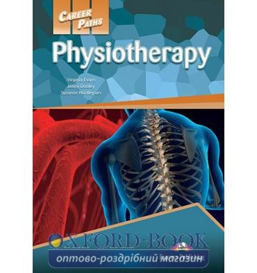 Підручник Career Paths Physiotherapy Students Book ISBN 9781471542343
