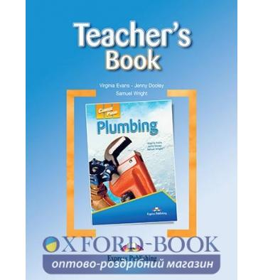 Книжка для вчителя Career Paths Plumbing Teachers Book ISBN 9781471500664