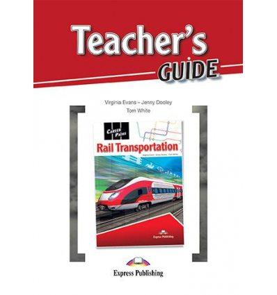 Книжка Career Paths Rail Transportation Teachers Guide ISBN 9781471553660