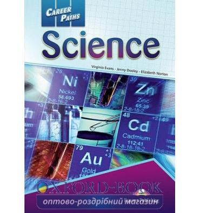 Підручник Career Paths Science Students Book ISBN 9781471526886