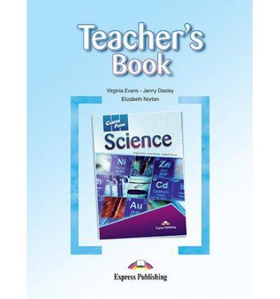Книжка для вчителя Career Paths Science Teachers Book ISBN 9781471526893