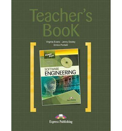 Книжка для вчителя Career Paths Software Engineering Teachers Book ISBN 9781471519314